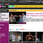 i-Marbella: Mosaik Cocktail Party